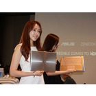 프리미엄 노트북 시장 공략 강화, ASUS 젠북 플립 UX360 발표
