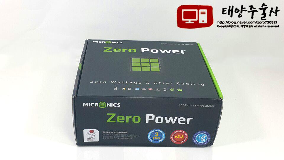 ����ũ�δн� ZERO POWER 400W