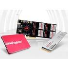 리뷰안테크, 쿼드코어 컨트롤러 탑재 '950X2' SSD 출시