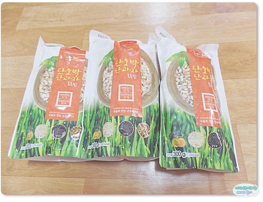 자연가맘푸 단호박단과자통통밥은 곡...