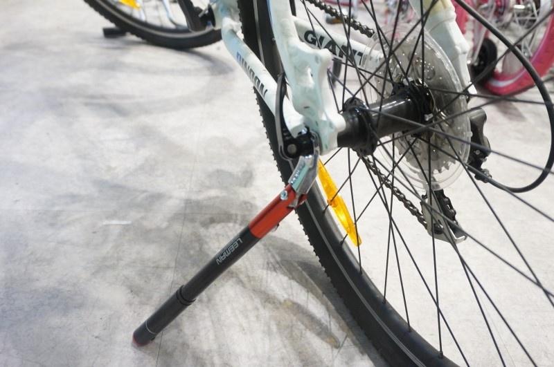 자전거여행 준비물 킥스탠드펌프(4in1...