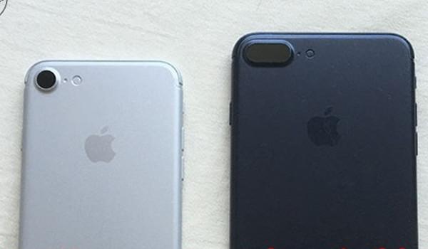 아이폰7, 5가지 색상으로 나온다