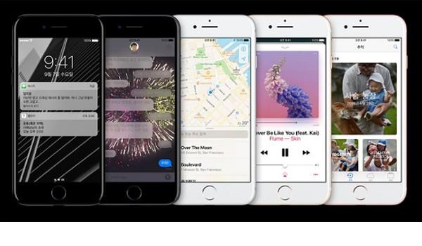 애플, iOS10.1 초상화 모드