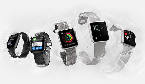 애플워치 2, 물속에서 정확할까?