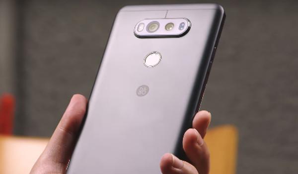 LG V20, 세가지 색상 비교!