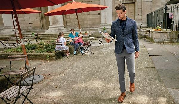 남성 패션 포인트 아이템