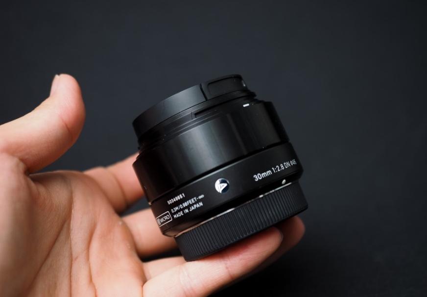 시그마 미러리스용 단렌즈 30mm F2.8 ...