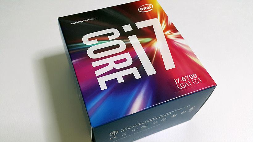 인텔 스카이레이크 코어i7-6세대 6700...
