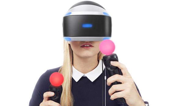 PS VR을 즐기기위한 준비