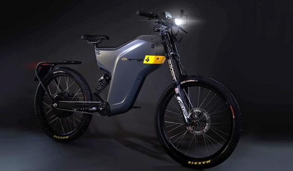 전기 자전거, 1회 충전 240km??
