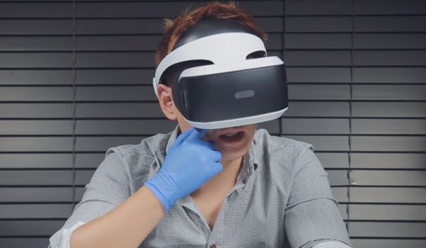 플레이스테이션 VR 개봉기