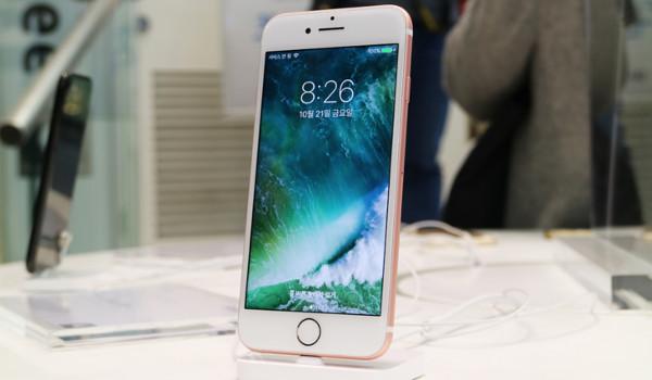아이폰 7 플러스, 성능차이 논란