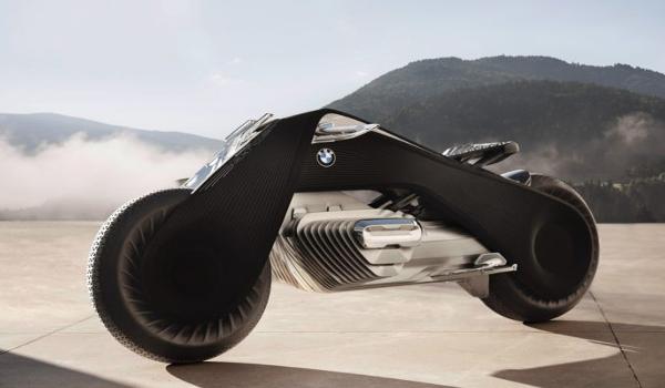 BMW가 제시하는 오토바이의 미래