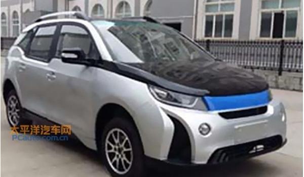 중국에 BMW i3 복사품 등장