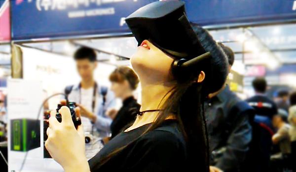 GTX10은 VR을 씹어먹을까?