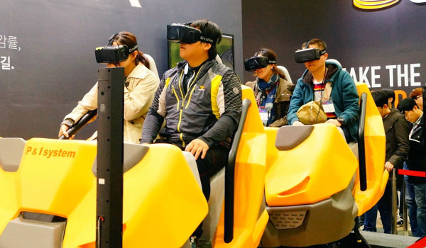 KES에서 찾아본 VR 부스
