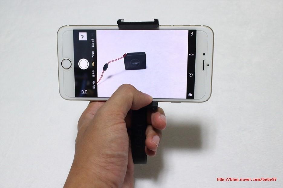 썬포토 JOBY GripTight POV Kit 스마트폰 핸드그립