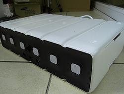 놀라운 멀티탭정리함 MRPB-1000N 6구 ...