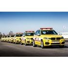 BMW, 소방재난본부에 X5 7대 기증..사회공헌 강화