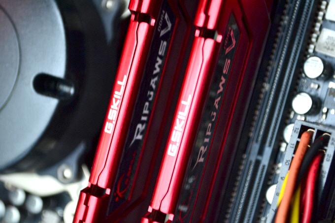 저전력! 고성능! G.SKILL DDR4 8G PC4...