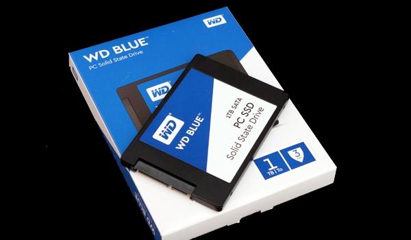 WD 1TB SSD의 진짜 모습