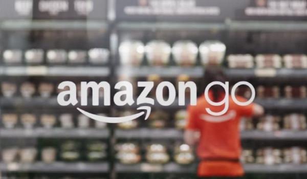 아마존표 첨단 슈퍼마켓 모습은?