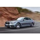 벤츠 E클래스 맹추격에 놀란 BMW 5시리즈..라이벌 '관심'