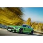 녹색 지옥의 야수, 메르세데스-AMG GT R 랩타임 신기록