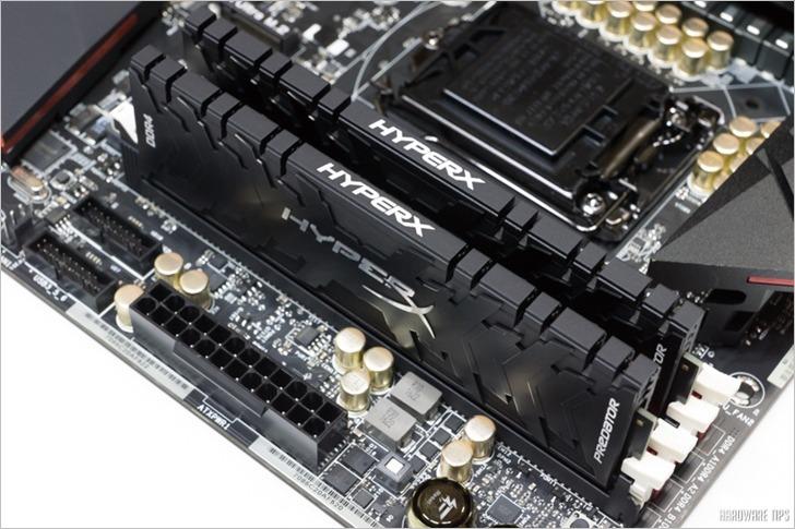 킹스톤 DDR4 PC4-26600 HyperX PREDAT...