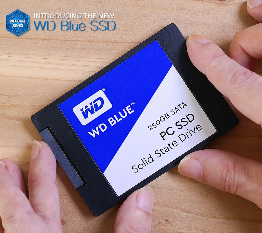 WD Blue SSD 250GB