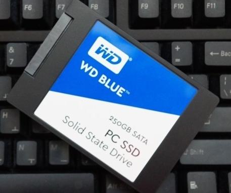 WD Blue SSD 250GB 사용후기