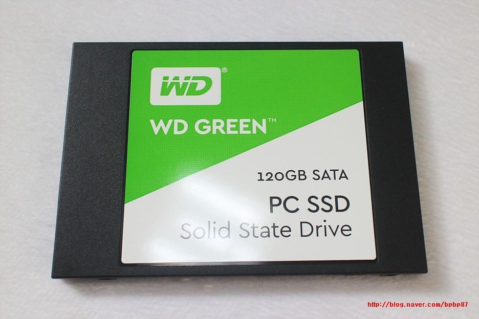 가성비 SSD 찾나요? WD Green SSD (12...