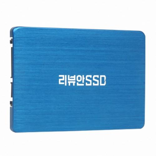 리뷰안 885 SSD (256GB) - 개봉기 1차...