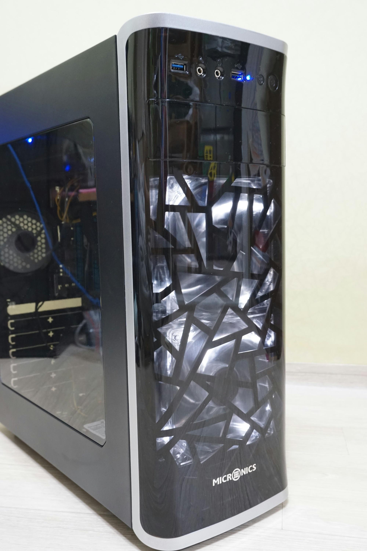 마이크로닉스 Frontier ARC-1000 블랙...