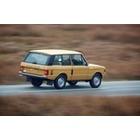 랜드로버 ′1978 레인지로버 클래식′..옛날 차의 '향수' 자극