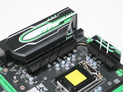 강력한 오버클럭을 지원하는 Supermicro 슈퍼오 C7-Z270-CG STCOM 사용기