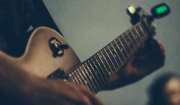 남자의 로망, 일렉트릭 기타