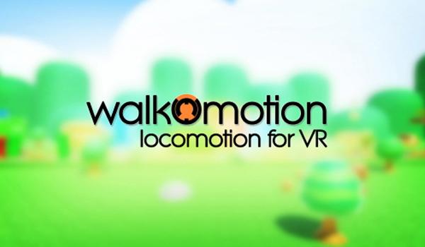 머리만으로 이동하는 VR?