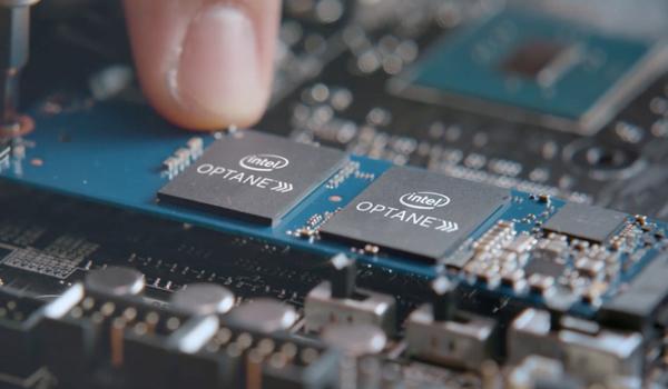 인텔 옵테인 기술 이모저모