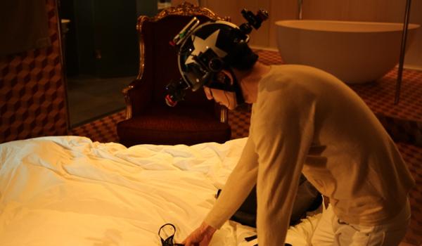 큐플랜, 성인 VR촬영 뒷 이야기