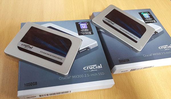SSD도 테라급으로 맞춰볼까?
