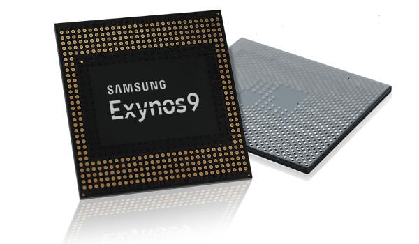 갤럭시 S8 두뇌, 엑시노스9 양산