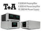 메이드 인 저머니의 진가 - T+A P 3000 HV Pre, A 3000 HV Power, PS 3000 HV PowerSupply