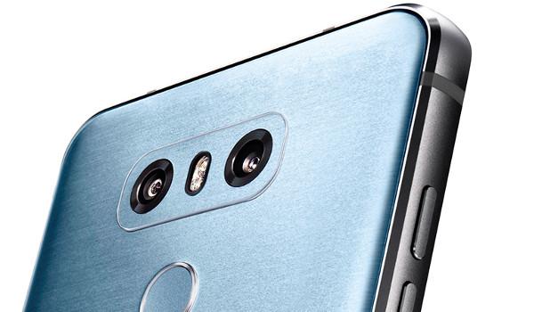 LG G6, 일체형 배터리 채택