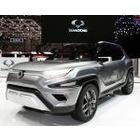 쌍용차, 차세대 전략 모델 콘셉트카 XAVL 세계 최초공개