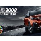 푸조 3008, 2017 제네바 모터쇼서 '2017 올해의 차' 수상