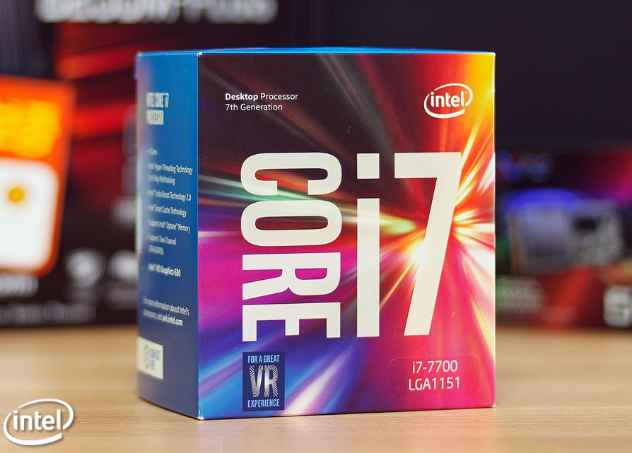 하이엔드 CPU 사용자를 위한 i7-7700(...