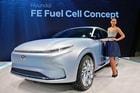 현대차, 제네바 모터쇼서 'FE 수소전기차 콘셉트' 공개