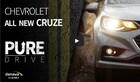 [퓨어드라이브] 쉐보레 올 뉴 크루즈 1.4 가솔린 터보 LTZ 디럭스