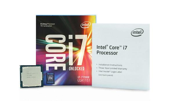 i7-7700K 오버클럭 성능은?